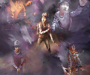 clementine and twd image