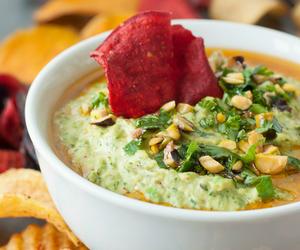 food, hummus, and recipe image