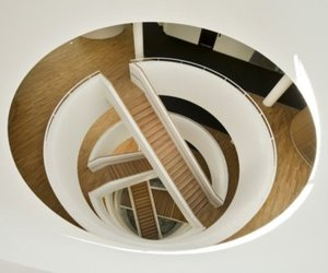 architecture and staircase image