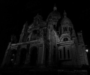antique, architecture, and black and white image