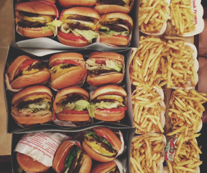 food, French Fries, and top image