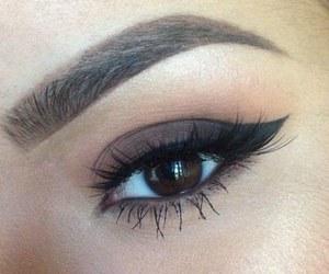 makeup, eye, and eyes image