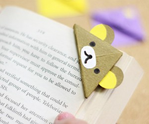 book, kawaii, and rilakkuma image