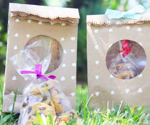 galletas, kraft, and gift bag image
