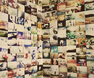 Collage, decor, and pictures image