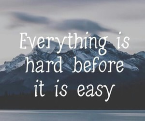 Easy, life, and hard image