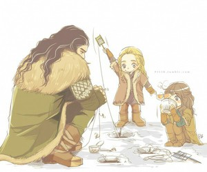 kili, fili, and thorin image