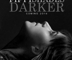 fifty shades darker, fifty shades of grey, and dakota johnson image