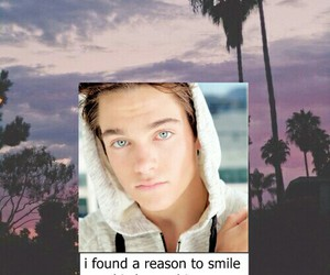 edit, smile, and teen wolf image