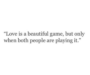 love, quote, and game image