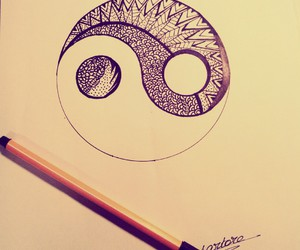 black, draw, and emma image