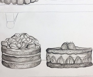 art, artist, and baking image