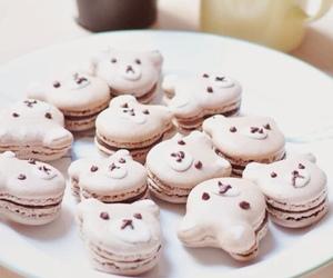 bear, Cookies, and kawaii image