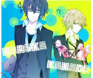 anime boy, ibuki, and anime image