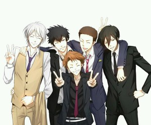 anime and psycho pass image