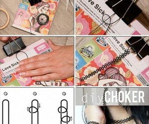 choker, Easy, and nice image