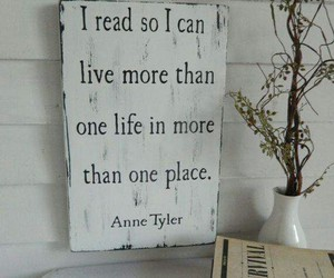 books, life, and quote image