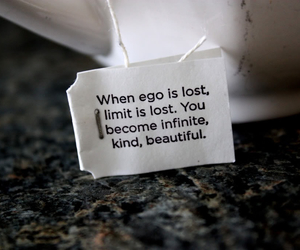 quote, beautiful, and ego image
