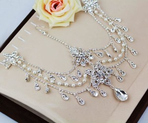 accessories and wedding image