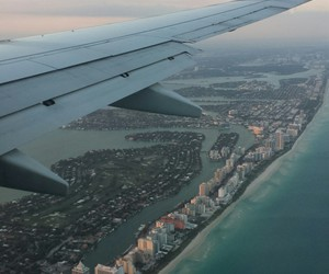 Miami, trip, and travel image