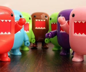 colors, domo, and dreams image
