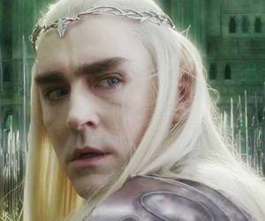 hobbit, lee pace, and the hobbit image