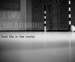 handball and love image