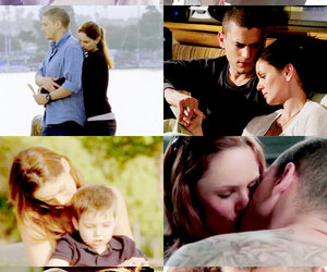 Relationship, prisonbreak, and michaelscofield image