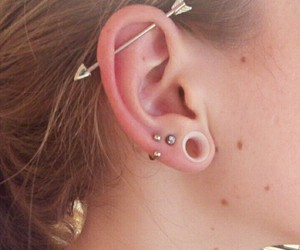ear, industrial, and tunnel image