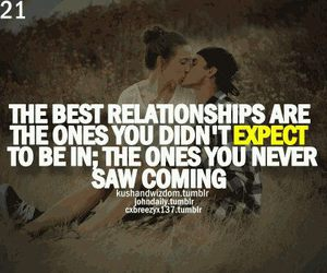 love, quote, and relationships image