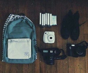 camera, hipster, and cool image