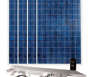 solar panels for homes, solar panel kits, and go solar image