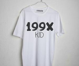 kids, 90s, and shirt image