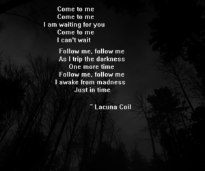 Lacuna Coil and trip the darkness image
