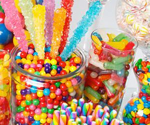candy, sweet, and background image