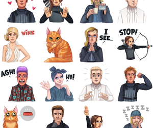 emoticons, facebook, and funny image