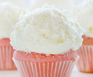 food, sweet, and cupcake image