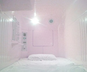 pale, pink, and grunge image