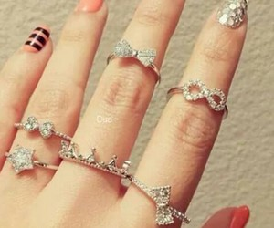 beauty, anillos, and like4like image