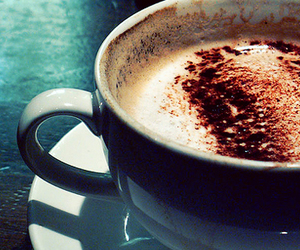 coffee, delicious, and foamy image
