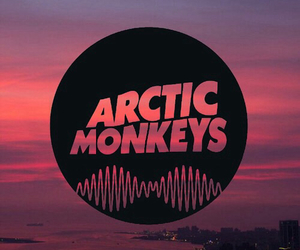 music, pink, and arctic monkeys image