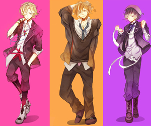 diabolik lovers, anime, and otome game image