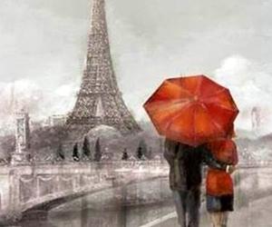 couple, inspiration, and paris image