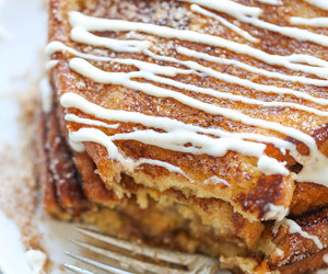 french toast, sweets, and food image