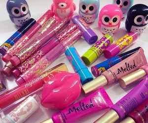 pink and baby lips image