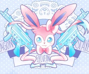 anime, eevee, and manga image