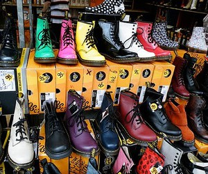 doc martens, docs, and dr martens image
