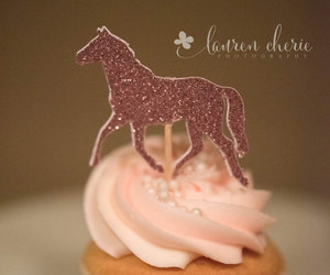 girls party, pink glitter, and bridal shower image