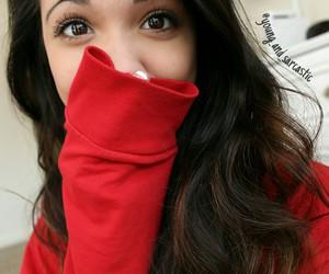 girl, tumblr, and profile pic image