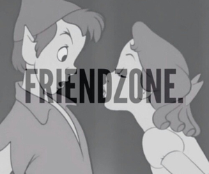 peter pan, friendzone, and drink image